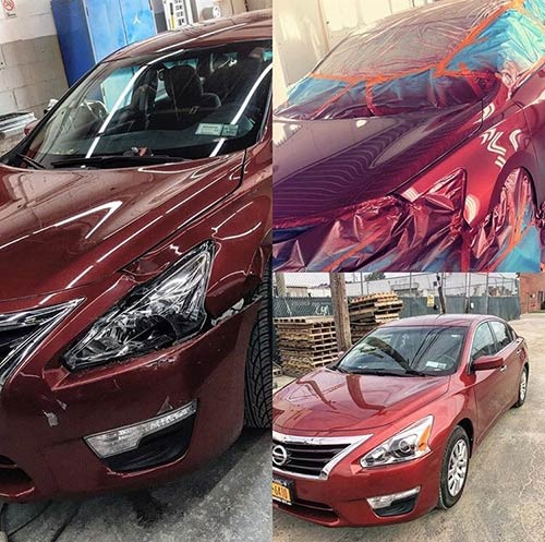 Body Work & Paint Job in Westbury, NY