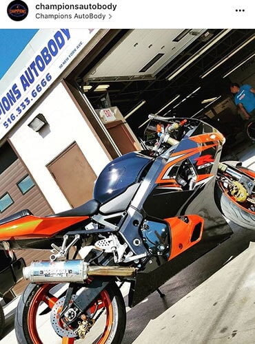 Motorcycle Repair in Westbury, NY